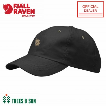 Fjallraven Helags Cap [Dark Grey]