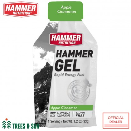 Hammer Energy Gel (Natural/Gluten Free)