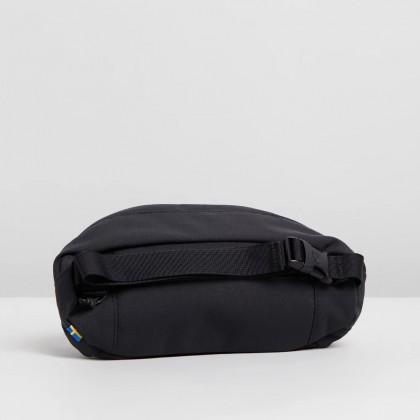 Fjallraven Ulvo Hip Pack Medium Waist Pouch Black