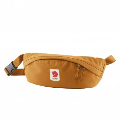 Fjallraven Ulvo Hip Pack Medium Waist Pouch Red Gold