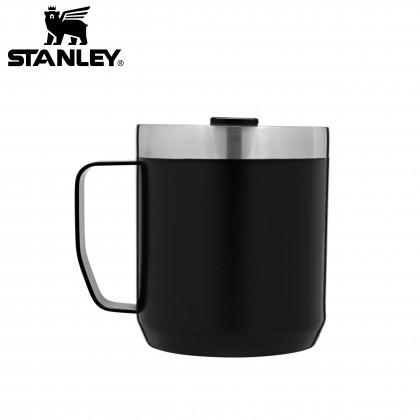Stanley Classic Legendary Camp Mug [ Matte Black ] 10-09366-001