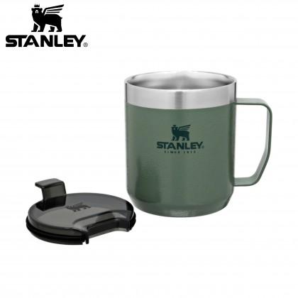 Stanley Classic Legendary Camp Mug [ Hammertone Green ] 10-09366-001
