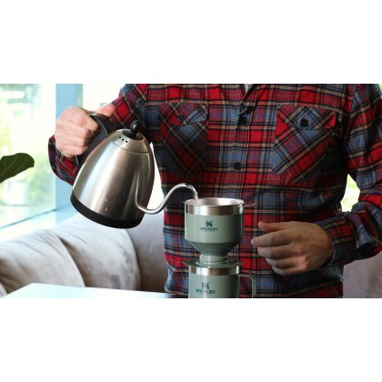 Stanley Classic Perfect Brew Pour Over [Hammerton Green] 10-09383-002