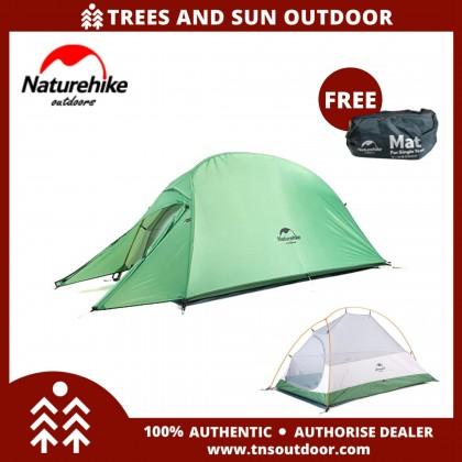 Naturehike Ultralight One-man Cloud up-1 tent 210T upgrade